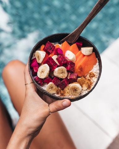 Bodilles hjørne – morgenmad.